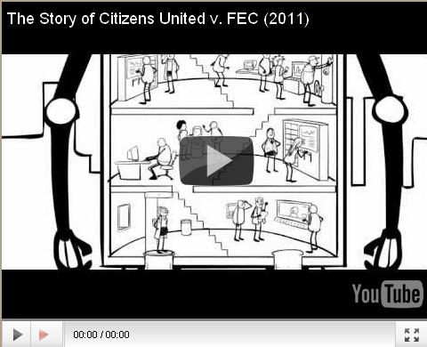 Louis G Fazzi | Citizens United vs FEC
